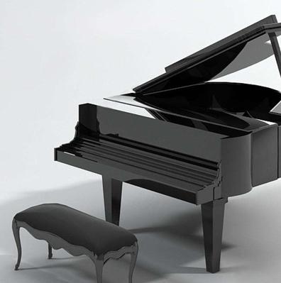 赛乐尔钢琴GS-120